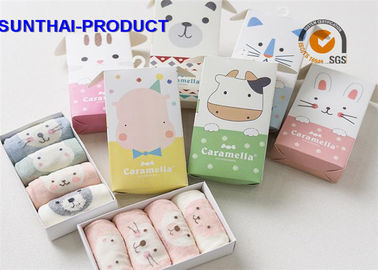 China Cute Unisex Baby Clothes Sets , Newborn Baby Girl Socks With 100% Cotton Materials supplier