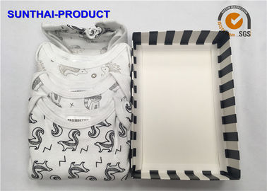China 100% Cotton Baby Clothes Gift Set 3 Pack Bodysuits For Infants OEM Available supplier