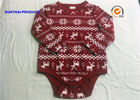 Good Quality Baby Pram Suit & Holiday Newborn Baby Bodysuits AOP Print Baby Boy Long Sleeve Romper For Fall / Winter on sale